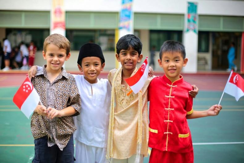 """Résultat de recherche d'images pour """"singapore multiracial culture"""""""