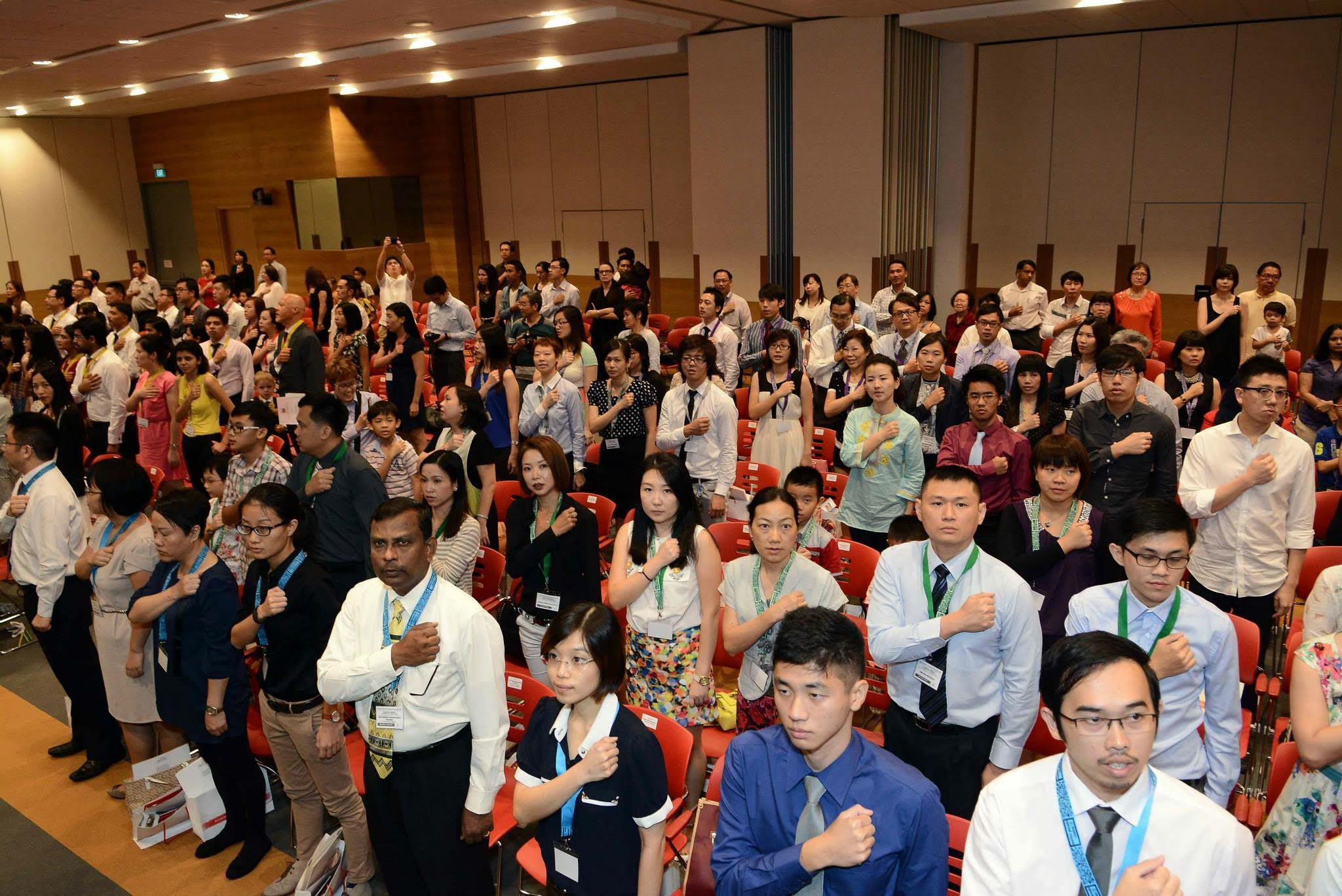Cultivating in New Citizens a Heart for Singapore